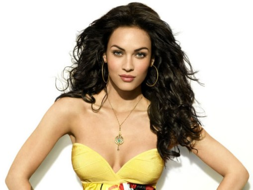megan-fox-yellow-top